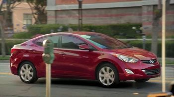 Hyundai TV Spot, 'National Fuel-Efficiency Month' - Thumbnail 3