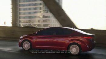 Hyundai TV Spot, 'National Fuel-Efficiency Month' - Thumbnail 7