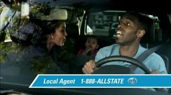 Allstate TV Spot For Safe Driving Bonus Checks - 338 commercial airings