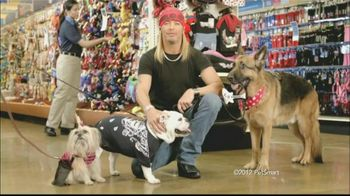 PetSmart TV Spot For Bret Michaels Pets Rock Collection