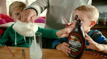 Hershey's TV Spot For Heshey's Chocolate Syrup Stir It Up - Thumbnail 1