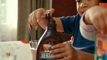 Hershey's TV Spot For Heshey's Chocolate Syrup Stir It Up - Thumbnail 3