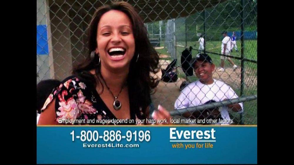 Everest TV Commercial For Touring Everest