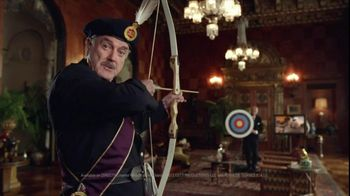 DIRECTV TV Spot, 'Living Large' Featuring John Cleese - Thumbnail 4