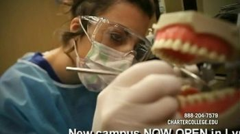 Charter College TV Spot For Changing Futures