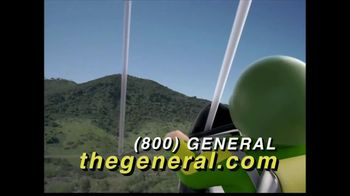 The General TV Spot, 'Flying into Low Savings' - Thumbnail 6