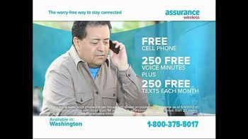 Assurance Wireless TV Spot, 'Free Talk and Text' - Thumbnail 2