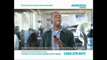 Assurance Wireless TV Spot, 'Free Talk and Text' - Thumbnail 3