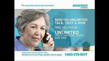 Assurance Wireless TV Spot, 'Free Talk and Text' - Thumbnail 4