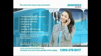 Assurance Wireless TV Spot, 'Free Talk and Text' - Thumbnail 5