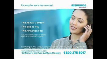 Assurance Wireless TV Spot, 'Free Talk and Text' - Thumbnail 8