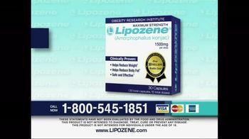 Lipozene TV Spot For Lose Weight Fast