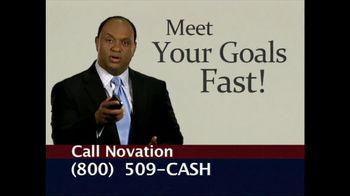 Novation TV Spot, 'Get Cash Now'