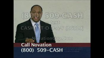 Novation TV Spot, 'Get Cash Now' - Thumbnail 10