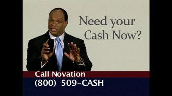 Novation TV Spot, 'Get Cash Now' - Thumbnail 3