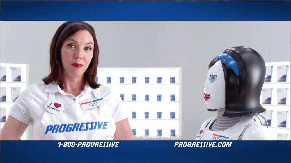 Progressive TV Commercial For Robot Translation