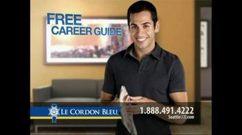 Le Cordon Bleu TV Spot For Free Career Guide