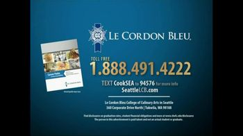 Le Cordon Bleu TV Spot For Free Career Guide  - Thumbnail 6
