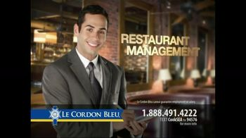 Le Cordon Bleu TV Spot For Free Career Guide  - Thumbnail 4
