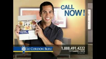 Le Cordon Bleu TV Spot For Free Career Guide  - Thumbnail 5