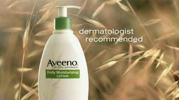 Aveeno Daily Moisturizing Lotion TV Spot - Thumbnail 5