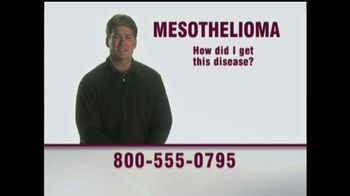 MRHFM Law Firm TV Spot, 'What Is Mesothelioma?'