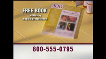 MRHFM Law Firm TV Spot, 'What Is Mesothelioma?' - Thumbnail 4