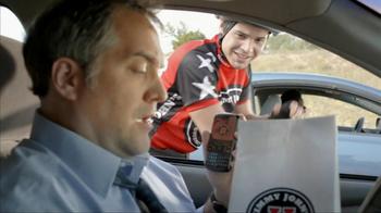 Jimmy John's TV Spot For Traffic Jam - Thumbnail 4