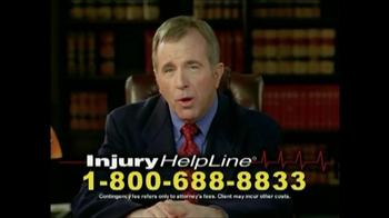 Injury Helpline TV Spot, 'Injury Claim' - Thumbnail 3