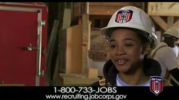 Job Corps TV Spot For Women - Thumbnail 2