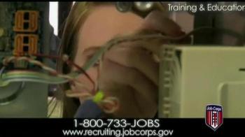 Job Corps TV Spot For Women - Thumbnail 9