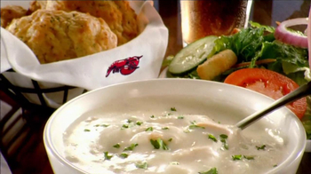 Red Lobster TV Spot For Four-Course Seafood Feast With $10 Off Coupon - Thumbnail 3