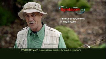 Symbicort TV Spot, 'Fishing Trip'
