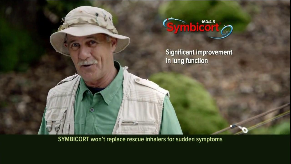 Symbicort TV Commercial, 'Fishing Trip'