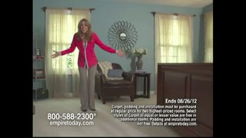 Empire Today TV Spot For Buy Two Rooms, Get House Free - Thumbnail 7
