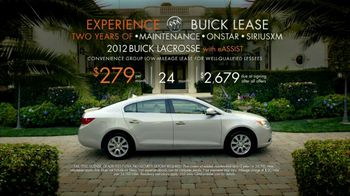 2012 Buick Lacrosse TV Spot, 'Stylish' Featuring Shaquille O'Neal - Thumbnail 5