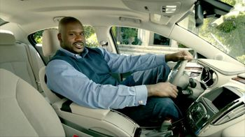 2012 Buick Lacrosse TV Spot, 'Stylish' Featuring Shaquille O'Neal - 918 commercial airings