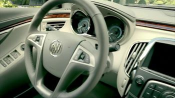 2012 Buick Lacrosse TV Spot, 'Stylish' Featuring Shaquille O'Neal - Thumbnail 3