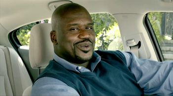 2012 Buick Lacrosse TV Spot, 'Stylish' Featuring Shaquille O'Neal - Thumbnail 4