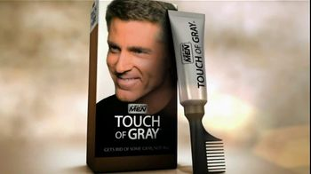 Just For Men TV Spot For Touch Of Gray - Thumbnail 3