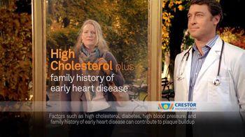 Crestor TV Spot For High Cholesterol Plus Diabetes - Thumbnail 1