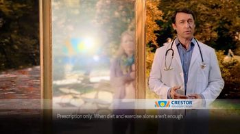 Crestor TV Spot For High Cholesterol Plus Diabetes - Thumbnail 3