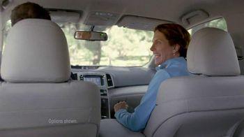 Toyota Venza TV Spot, 'Facebook Friends' - Thumbnail 3
