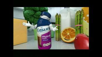 Ensure TV Spot For Ensure Muscle Health - Thumbnail 4