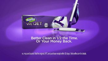 Swiffer Wet Jet TV Spot, 'Relaxing on the Porch' - Thumbnail 8