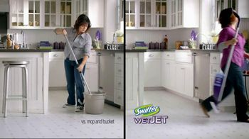 Swiffer Wet Jet TV Spot, 'Relaxing on the Porch' - Thumbnail 6
