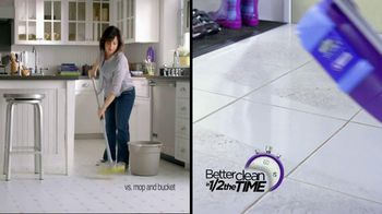 Swiffer Wet Jet TV Spot, 'Relaxing on the Porch' - Thumbnail 7