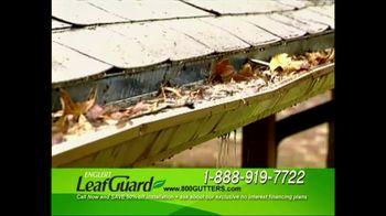 Englert Leaf Guard TV Spot For Gutter Cleaning  - Thumbnail 1