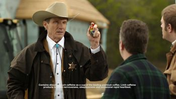 5 Hour Energy TV Spot, 'Construction Cowboy'