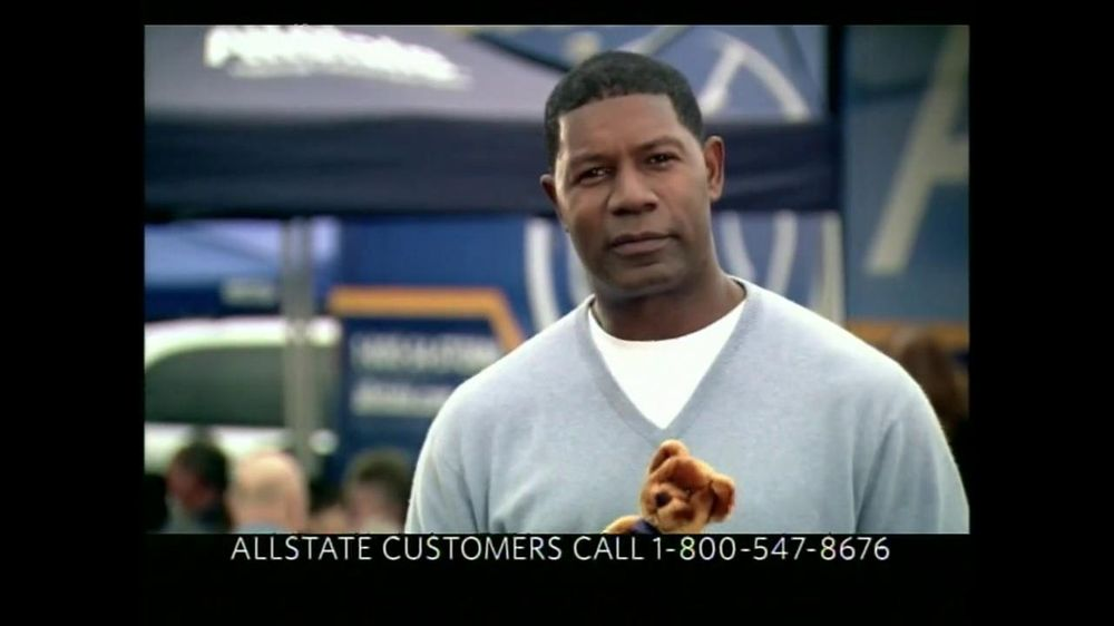 Allstate TV Commercial Teddy Bears